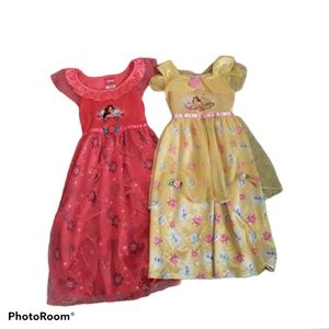 Disney Girls Sleeping Gowns